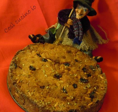 Pinza veneziana (torta dea marantega) così cucino io