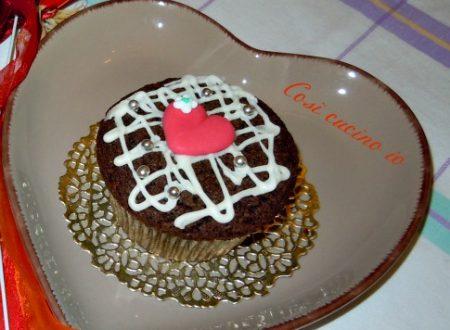 Cupcakes di san valentino (ricetta golosa)