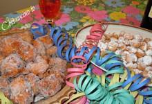 E' arrivato il Carnevale…Frittelle e castagnole (ricette della nonna)