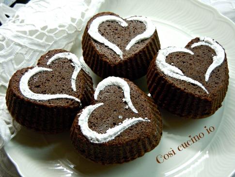 Cupcakes valentino