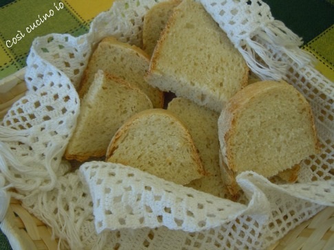 Pane tipo altamura Così cucino io