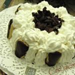 Bavarese Maddy (Semifreddo vaniglia e cioccolato)