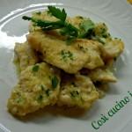 Straccetti di pollo al prosecco (ricetta dell'ultima ora)