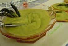 Crostini alla salsa di asparagi (ricetta finger food)