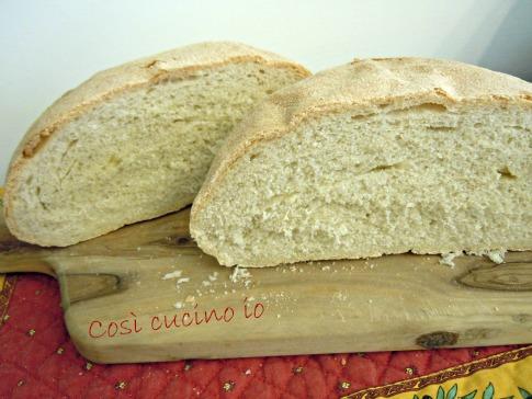 Pane pugliese-Così cucino io