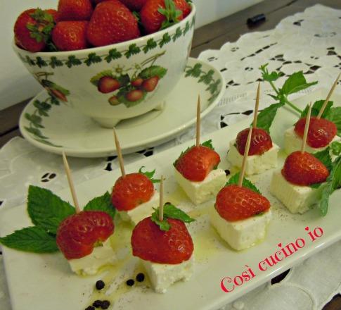 Ricerca ricette con aperitivo estivo for Aperitivo ricette