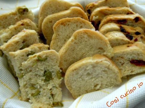 Pane ai 4 gusti-Così cucino io
