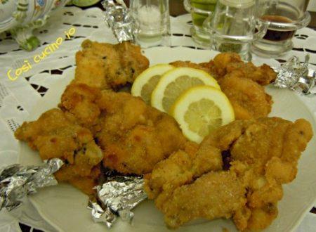 Alette di pollo impanate e fritte, ricetta sfiziosa finger food