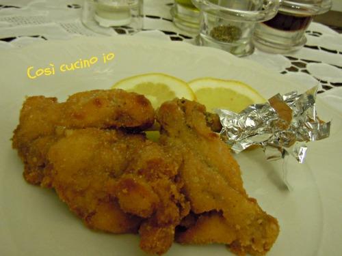 Alette di pollo impanate-Così cucino io