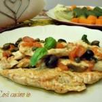 Filetti di tacchino profumati, ricetta secondo piatto veloce