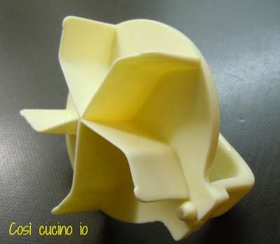 Formina rosette-Così cucino io