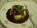 Panna cotta in salsa di cioccolato-Così cucino io