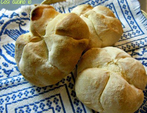 """Panini caserecci """"Sorelle Simili"""", ricetta lievitati"""