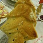 Pane di Natale al kamut: Abete e stella