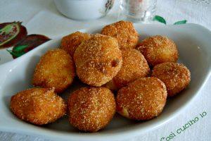 Polpettine di patate, ricetta di riciclo