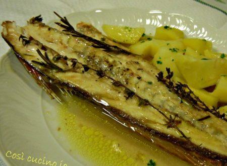 Gallinella di mare al forno, ricetta secondi piatti di pesce