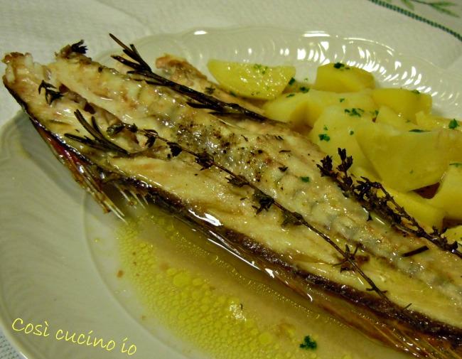 Gallinella di mare al forno ricetta secondi piatti di - Secondi piatti da cucinare in anticipo ...