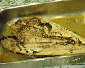Gallinella al forno-Così cucino io