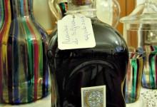 Nocino di San Giovanni, liquore digestivo