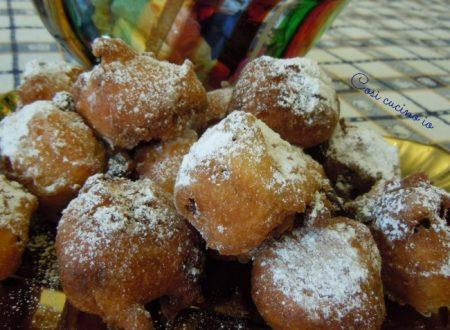 Frittelle dolci alla ricotta, ricetta per il carnevale