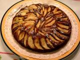 Torta di mele al cacao-Così cucino io