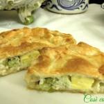 Minipasqualine agli asparagi e uovo di quaglia, antipasto di pasqua