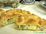 Minipasqualine con asparagi e uova di quaglia-Così cucino io