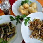 Tris di carciofi, ricette contorni (ma anche antipasti!)