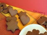 Biscottini al cacao, ricetta senza uova-Così cucino io