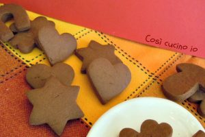 Biscottini al cacao, ricetta senza uova