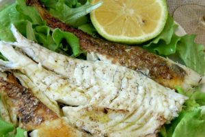 Orata grigliata, ricetta secondi piatti di pesce