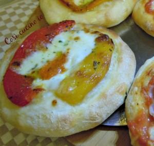 Pizzetta ai peperoni