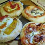 Pizzette metodo Bonci, ricetta a lunga lievitazione