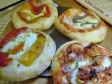 Pizzette metodo Bonci- Così cucino io