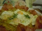 Uova, patate e speck alla rustica-Così cucino io