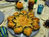 Girasole di ricotta e spinaci-Così cucino io