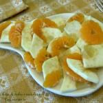 Insalata dolce di cedro e mandarino, ricetta leggera