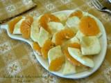 Insalata dolce di cedro e mandarino-Così cucino io