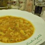 Minestra di patate, ricetta confortfood