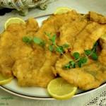 Cotolette di sampietro, ricetta secondi piatti di pesce