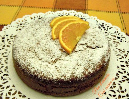 Pan d'arancio, ricetta di stagione senza burro