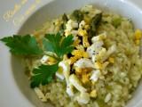 Risotto mimosa-Così cucino io
