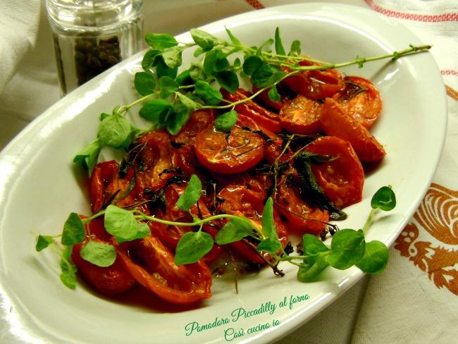 Pomodoro Piccadilly al forno