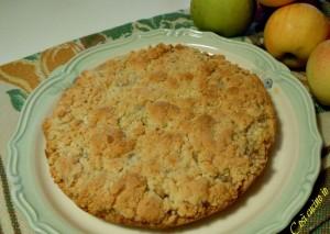 Sbriciolata di mele-Così cucino io
