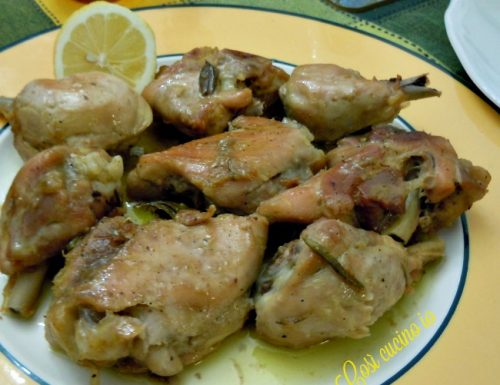 Bocconcini di pollo al limone, ricetta semplice