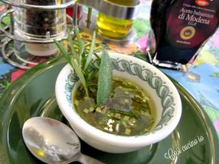 Condimento alle erbe aromatiche