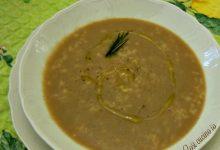 Risi e fasioi (minestra di riso e fagioli)