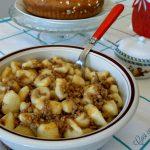 Gnocchi di patate al ragù d'anatra