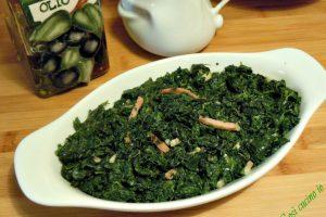 Tarassaco al tegame, ricetta di stagione