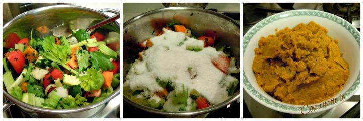 Dado vegetale - Così cucino io